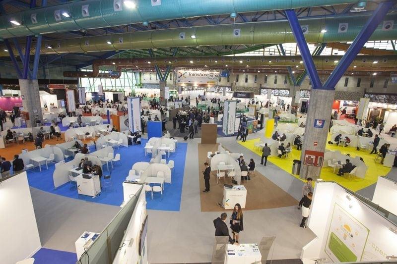 Exhibition Hall 1 Fycma