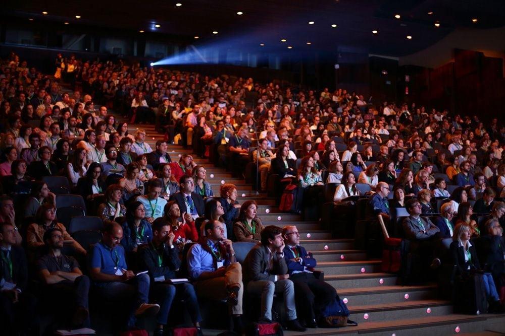 Público en Auditorio 1 en Fycma