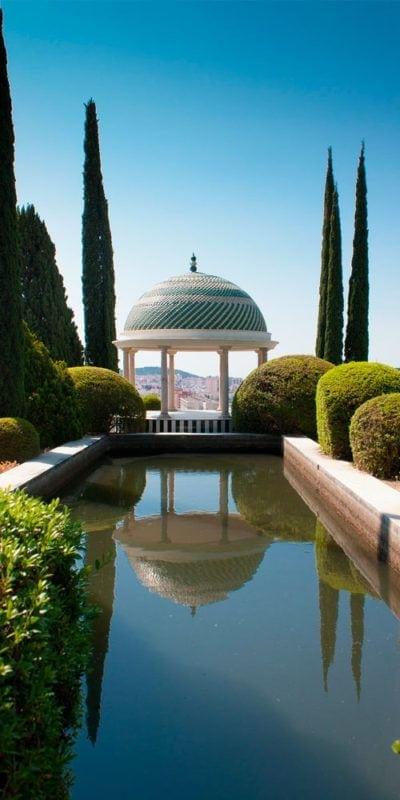 Jardines de la Concepción