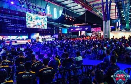 Competición de iSports en Gamepolis, Fycma