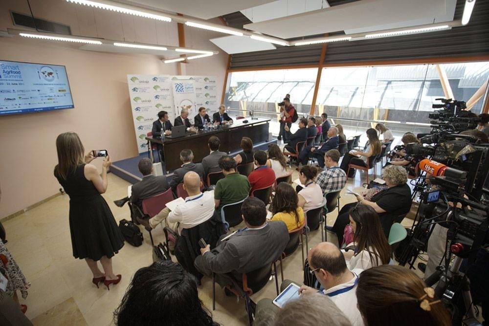 Sala de Prensa Fycma