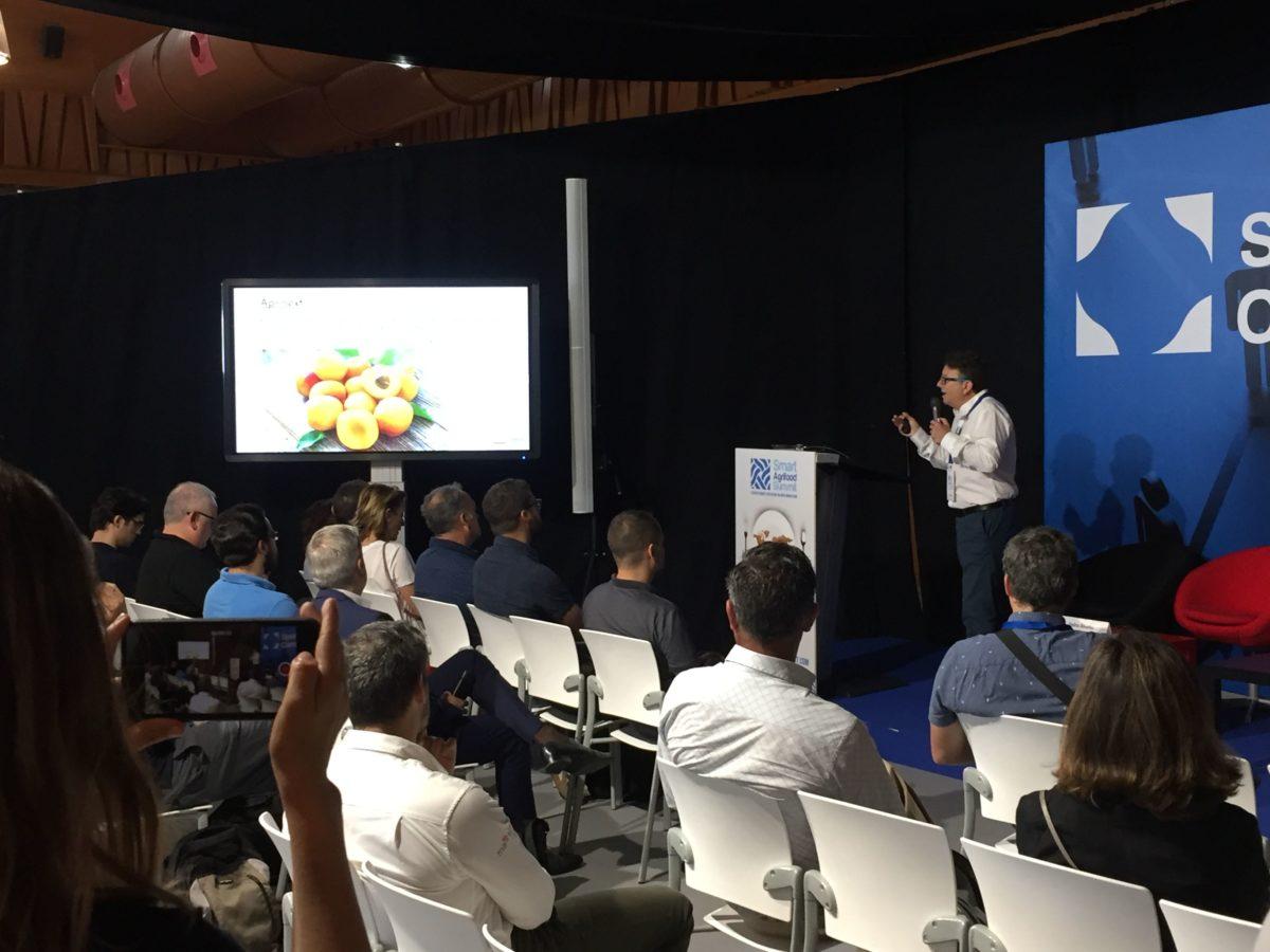 Ponencia en Smart Agrifood Fycma
