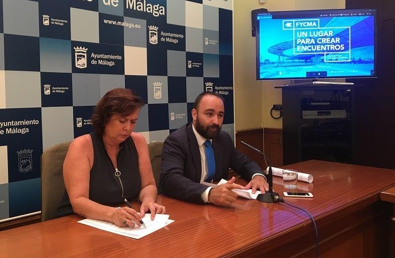 Rueda de prensa resumen segundo cuatrimestre 2018 en FYCMA