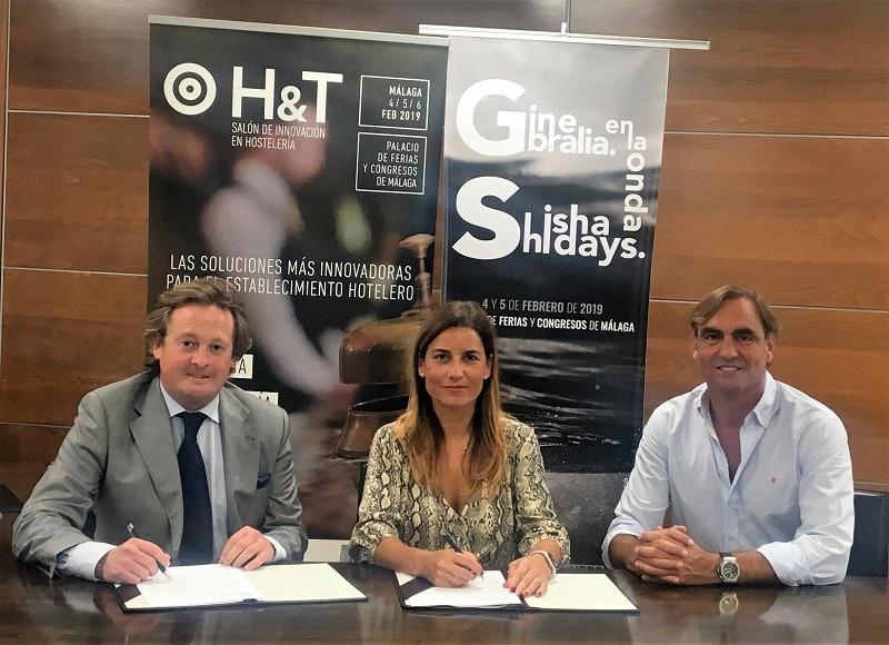 Acuerdo de colaboración H&T - GINEBRALIA 2019
