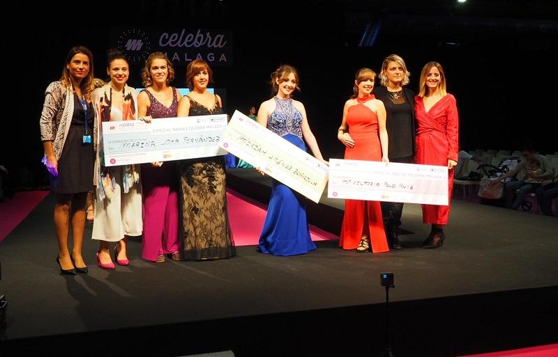 Entrega de premios Celebra 2018