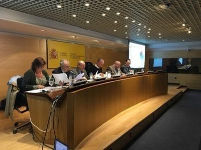 Reunión del Comité Organizador Foro Transfiere 30-10-2018