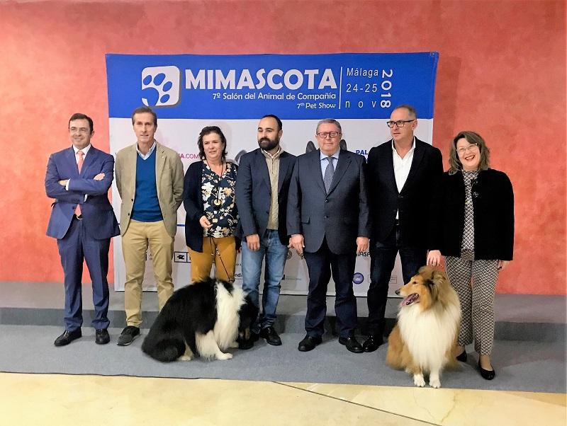 Foto de familia Rueda de Prensa Mi Mascota