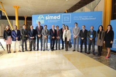 Foto familia inauguración Simed 2018