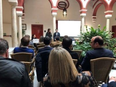 Presentación H&T en Sevilla