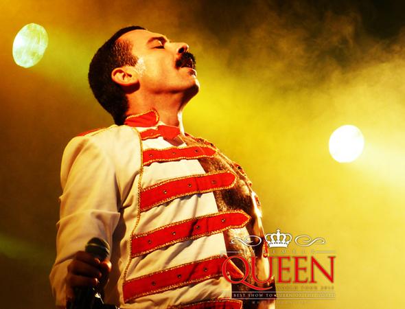 Remenber Queen concierto