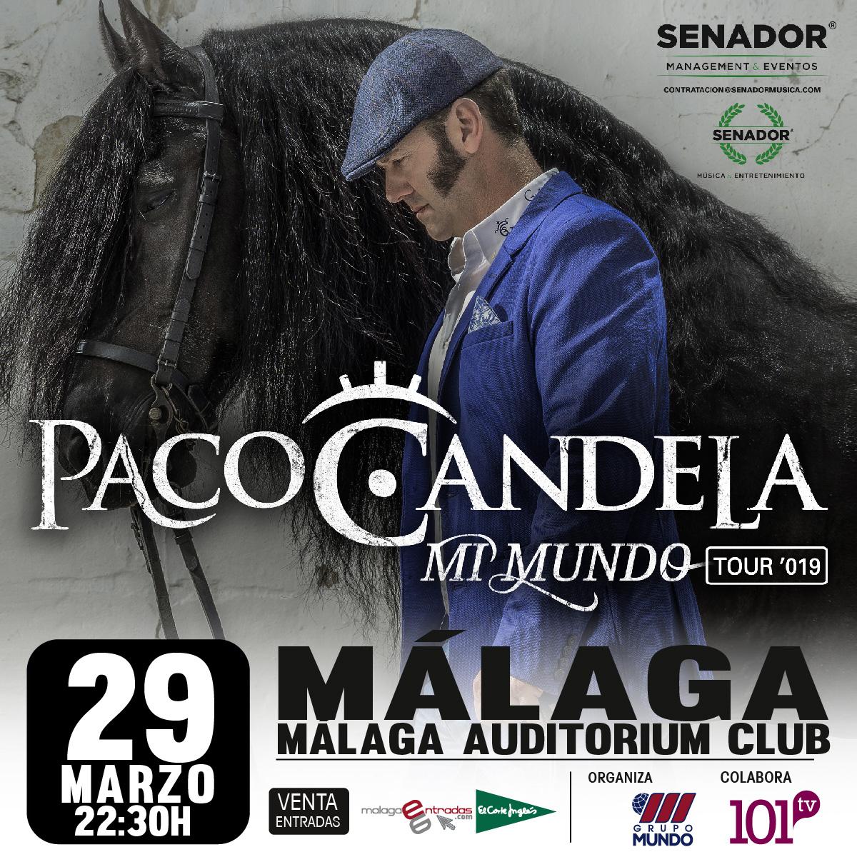 Concierto Paco Candela