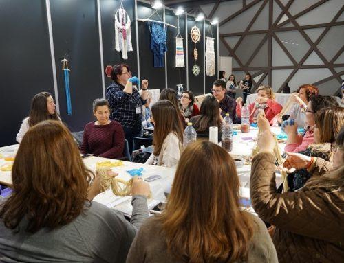 Demostraciones y talleres gratuitos en Creativa Málaga
