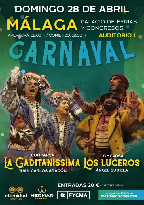 Gala Carnaval de Cádiz
