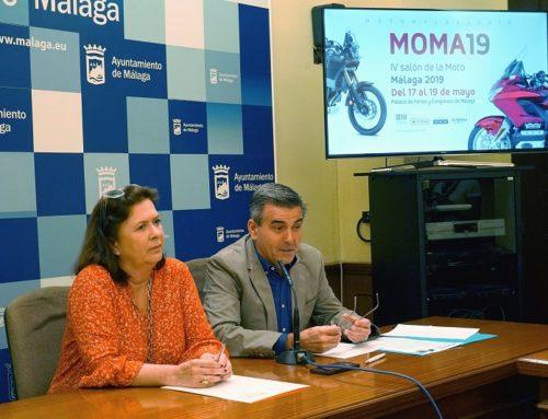 El Salón de la Moto de Málaga arranca el viernes