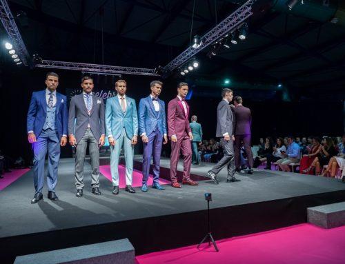 La moda masculina gana protagonismo en la pasarela de Celebra Málaga