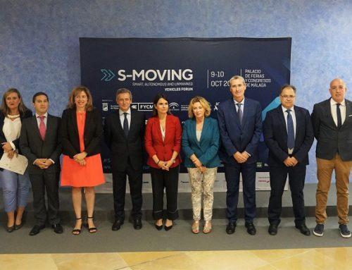 Más de un centenar de ponentes internacionales participan en S-MOVING