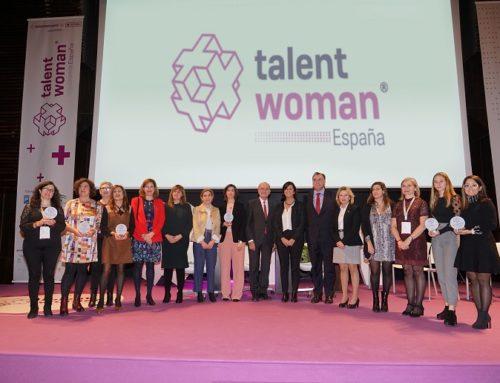 Talent Woman entrega los I Premios Margarita Salas a iniciativas y proyectos innovadores