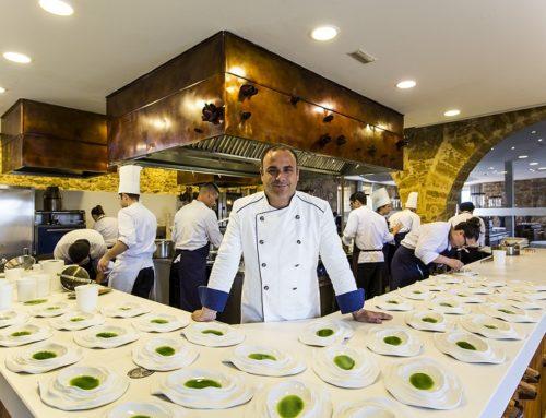 El chef Ángel León, tres estrellas Michelín, protagonista del programa gastronómico de