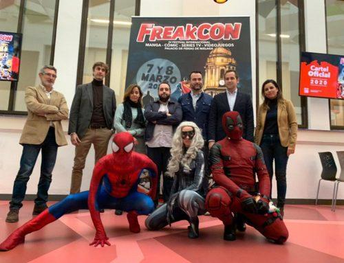 El Festival FreakCon celebrará su cuarta edición del 7 al 8 de marzo de 2020