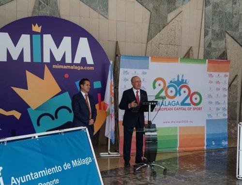 MIMA, sede de la primera iniciativa de Málaga Capital Europea del Deporte 2020