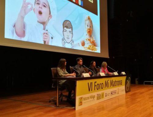La reconocida pediatra Lucía Galán, protagonista del Foro Mi Matrona en Natura Málaga