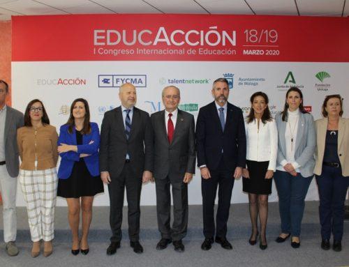 EducAcción abrirá un debate constructivo en FYCMA los días 18 y 19