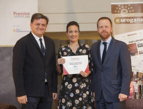 Startup Europe Smart Agrifood Summit recibe el premio Qcom.es