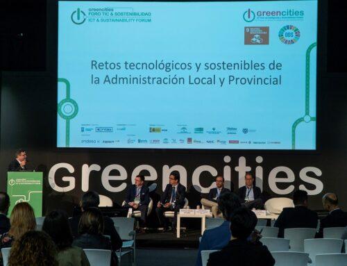 Greencities y S-MOVING presentan un especializado programa con más de 150 expertos