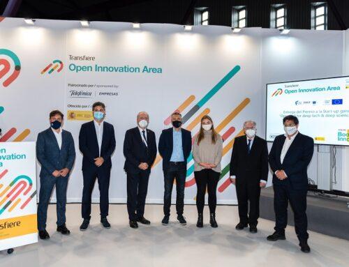 Transfiere premia en su clausura a una startup innovadora