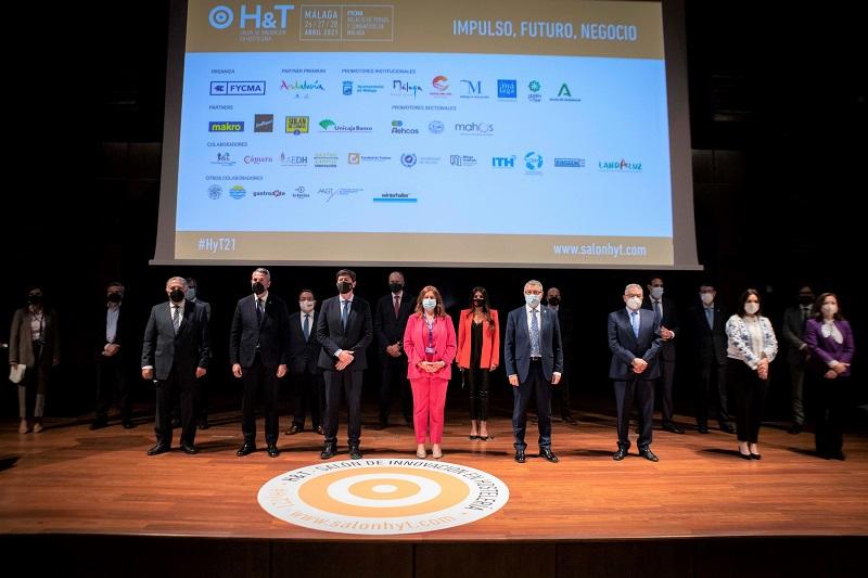 Inauguración H&T 2021