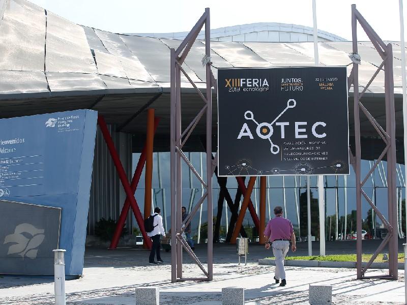 Edición 2019 del congreso Aotec
