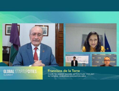 """Promálaga organiza la primera edición presencial de «Global StartupCities Summit"""""""